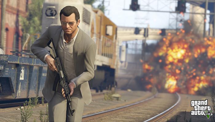 Grand Theft Auto 5 (GTA V) releasedatum