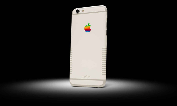 special edition retro iPhone