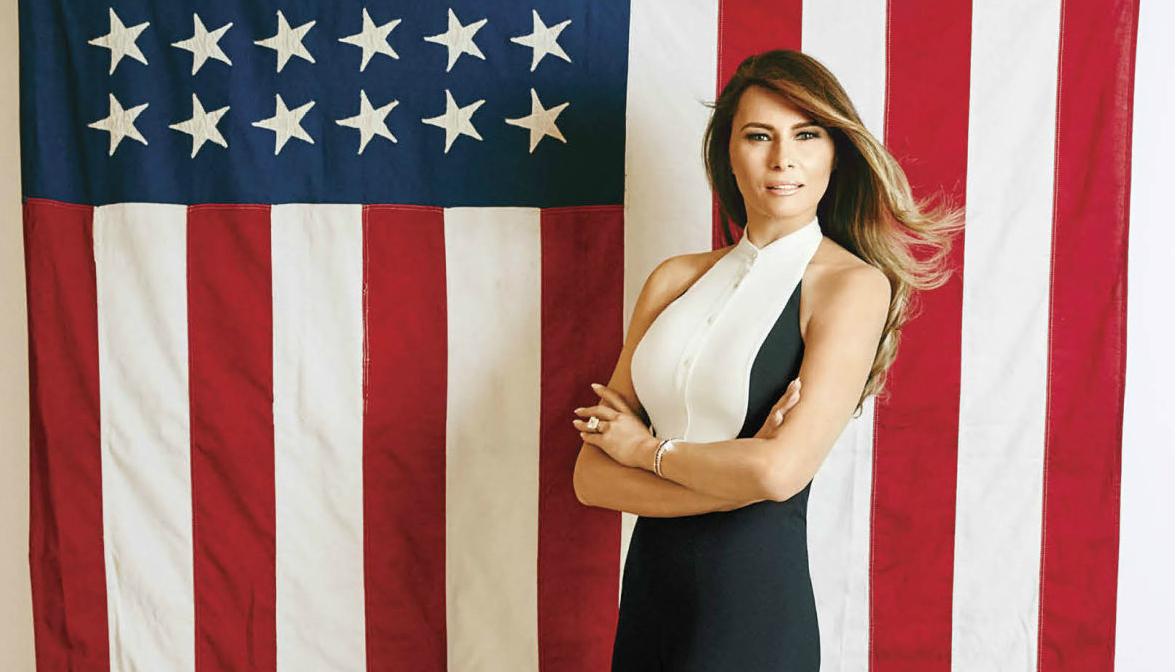 Melania-Trump-First-Lady