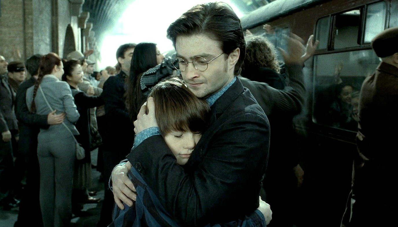 Harry-Potter-Trilogie