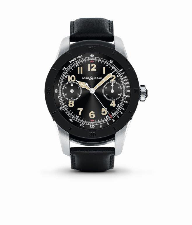 Mont-Blanc-Smartwatch