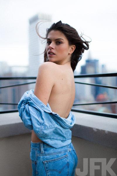 Sexy shoot Bo Maerten JFK (2017)