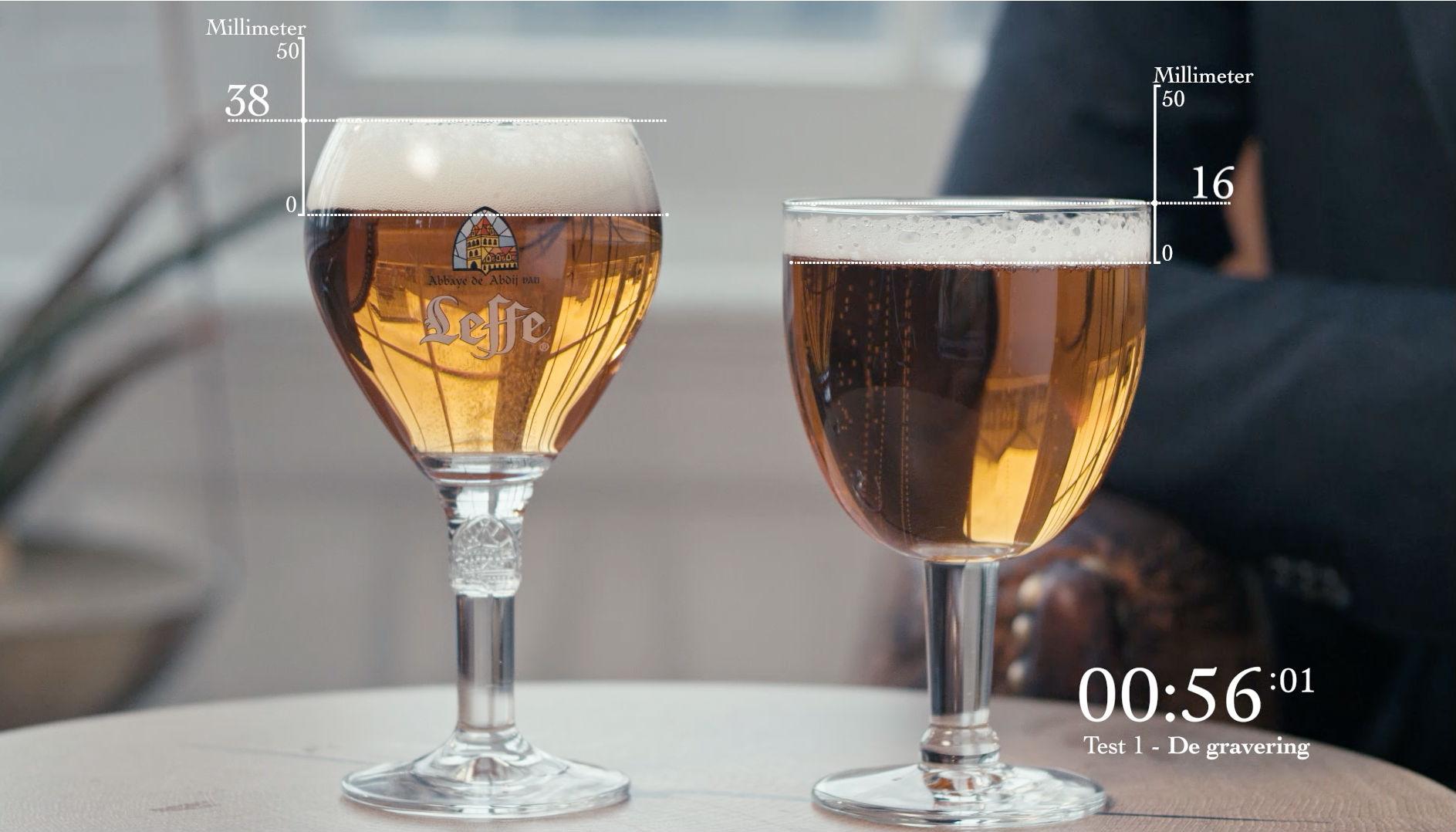 Leffe Glas Campagne 2