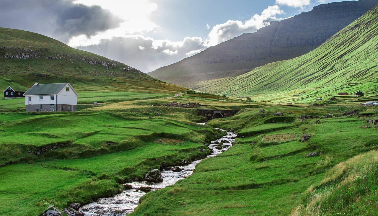 Vakantie-Faroer-Eilanden