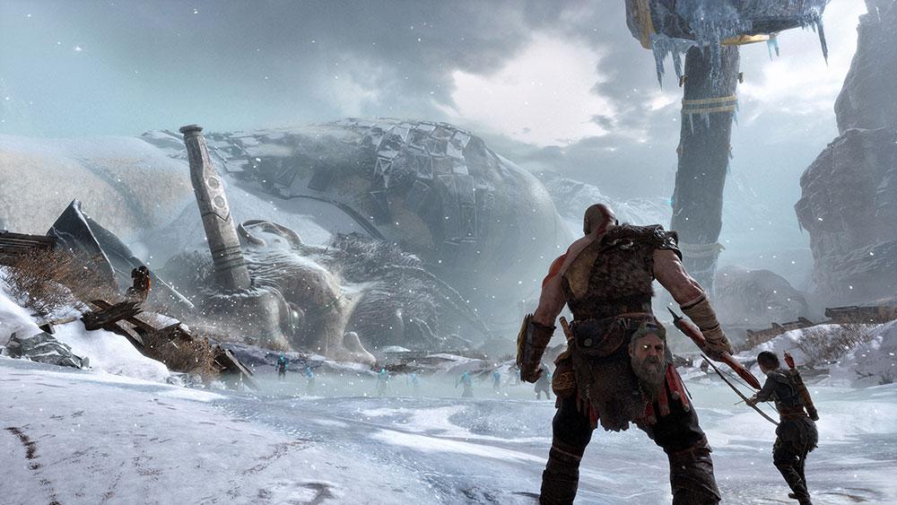 De halfgod Kratos is terug. En hij is boos. Maak je op voor uren puzzel- en slachtplezier. God of War is weer lekker gewelddadig, heftig en bovenal een visueel spektakel.