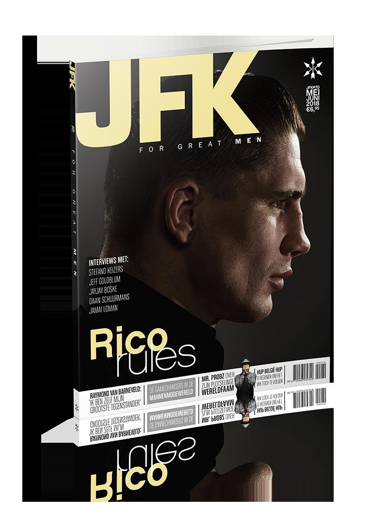 JFK Magazine 70