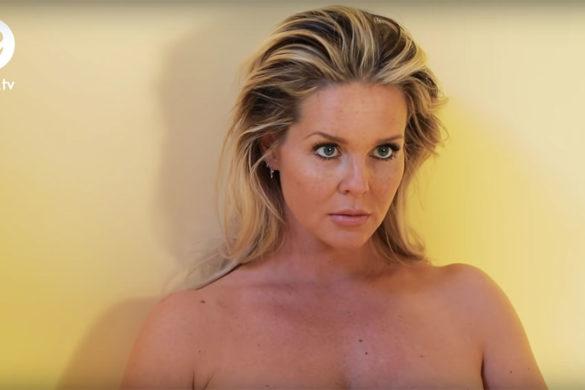 Sexy chantal janzen Chantal Janzen