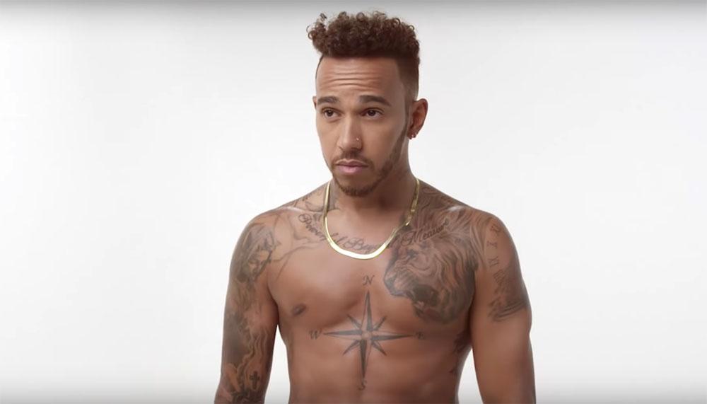Dit Betekenen De Tattoos Van Lewis Hamilton Jfk
