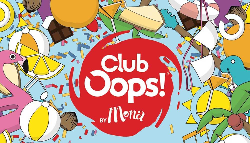 Trek in een chaotisch feestje? En is de avond van 28 juni nog leeg in je agenda? In Thuishaven Amsterdam opent Club Oops! by Mona haar deuren.