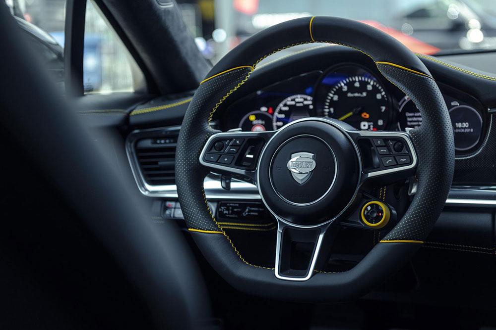 Wekenlang zocht La Fuente naar een nieuwe ideale daily driver. En nu heeft 'ie er een gevonden. Een Porsche Panamera Turbo S E-Hybrid Sport Turismo die flink onder handen is genomen door de Duitse tuner Techart.