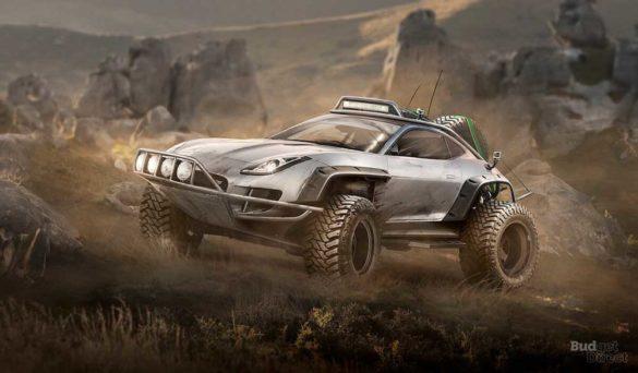 Hoe zou je Bugatti Chiron er uitzien als het een SUV was? En hoe zit dat met andere potente sportwagens? Wat als supercars SUV's zouden zijn?