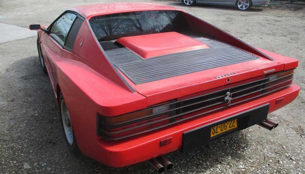 Er was een tijd dat iedere Testarossa onder de omschrijving 'goedkope Ferrari Testarossa' viel. Die tijd is niet meer. Of toch wel?