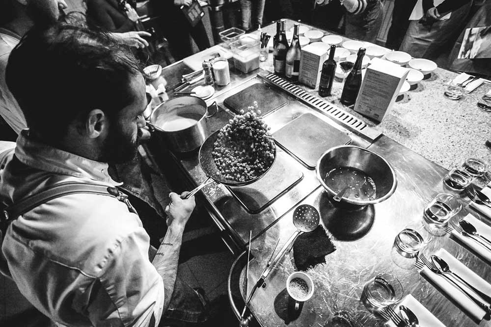 Go big or go home, moeten ze bij de Italiaanse bierbrouwer Peroni hebben gedacht. Om die reden opent Peroni 's werelds eerste pop-up risotteria ter wereld.