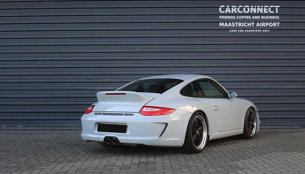 Als je een normale Porsche niet snel genoeg vindt, dan raden we je aan eens een kijkje te nemen bij deze brute Porsche 911 met 1000 pk.