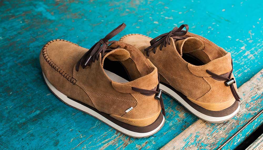Ideaal voor de sneakerliefhebber met een filantropisch hart: als jij een paar TOMS schoenen voor jezelf koopt, doneert TOMS een paar aan een kind in nood.