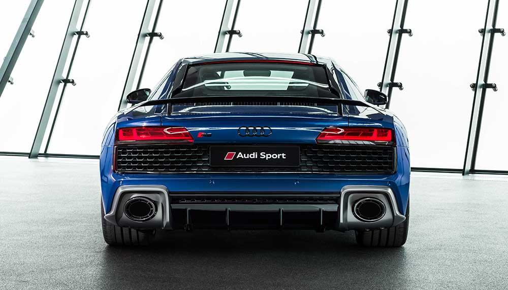 gefacelifte Audi R8