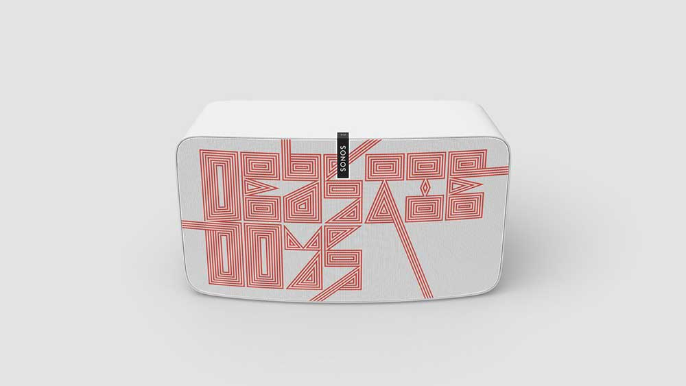 Sonos Beastie Boys speaker