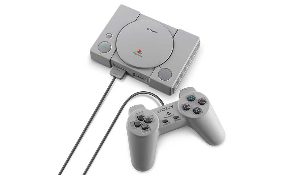 alle PlayStation Classic games