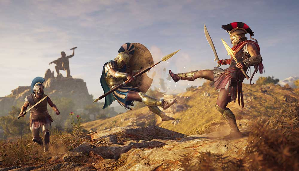 In onze Assassin's Creed Odyssey review leggen leggen we je haarfijn uit waarom dit dé game is als je per direct toe bent aan een zonvakantie.
