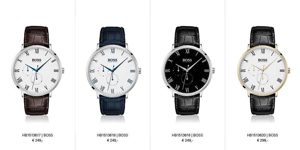 Boss Watches William Collectie