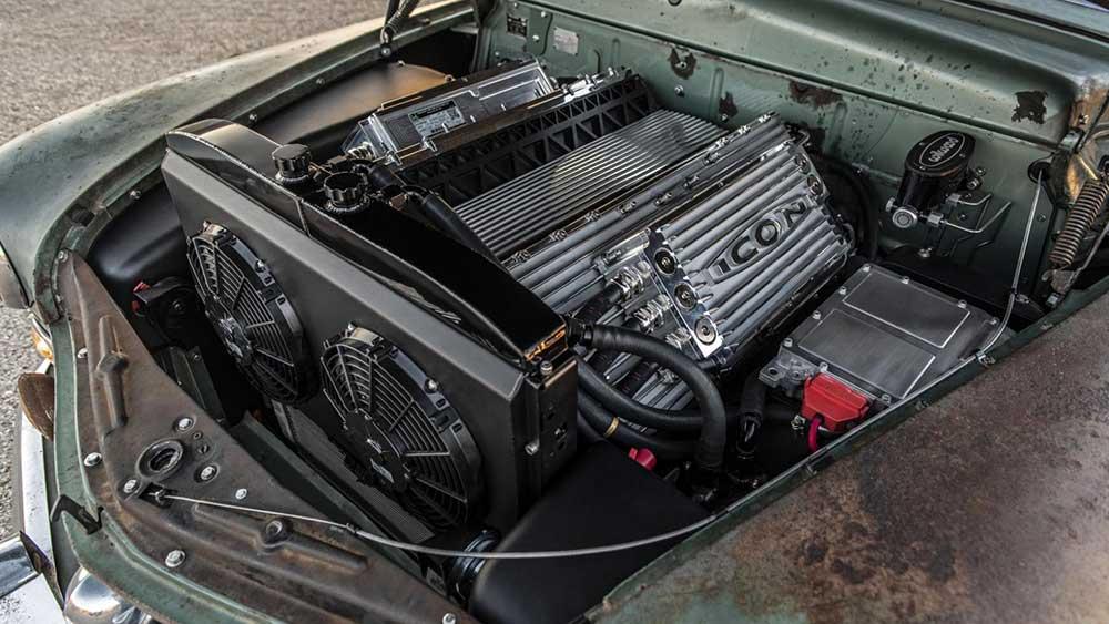 mooiste elektrische auto