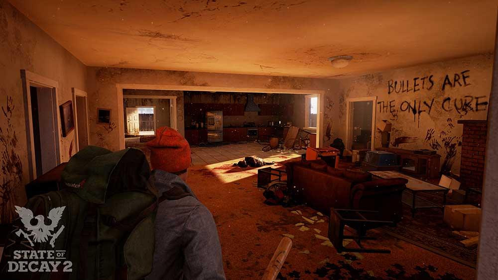 State of Decay 2 review: de perfecte game als je na The Walking Dead hunkert naar nog wat meer actie met zombies en bloederigheid.