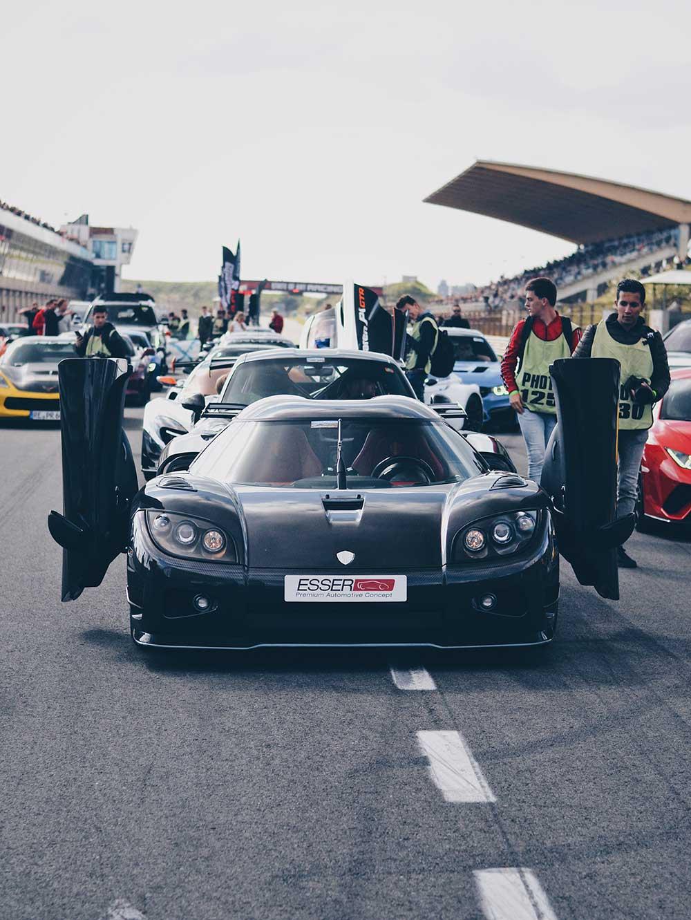Super Car Sunday 2018 Zandvoort Overspoeld Met Dure