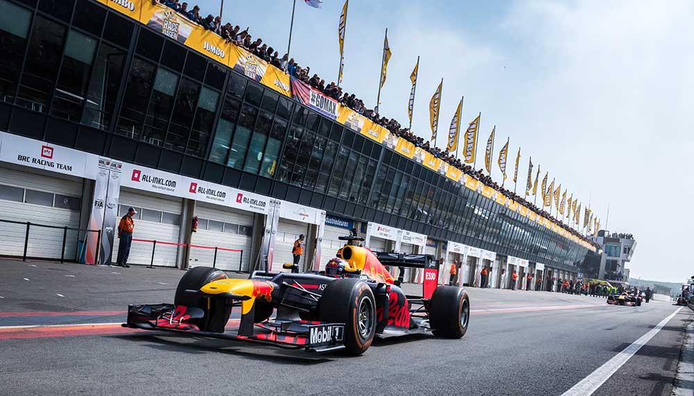 Formule 1 op Circuit Zandvoort