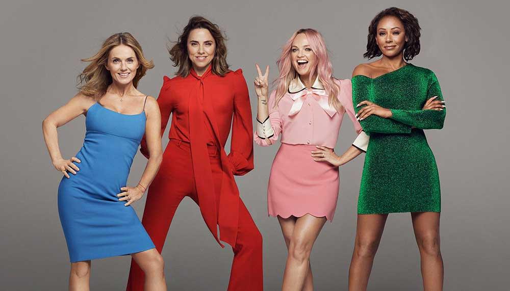 Spice Girls concertkaarten