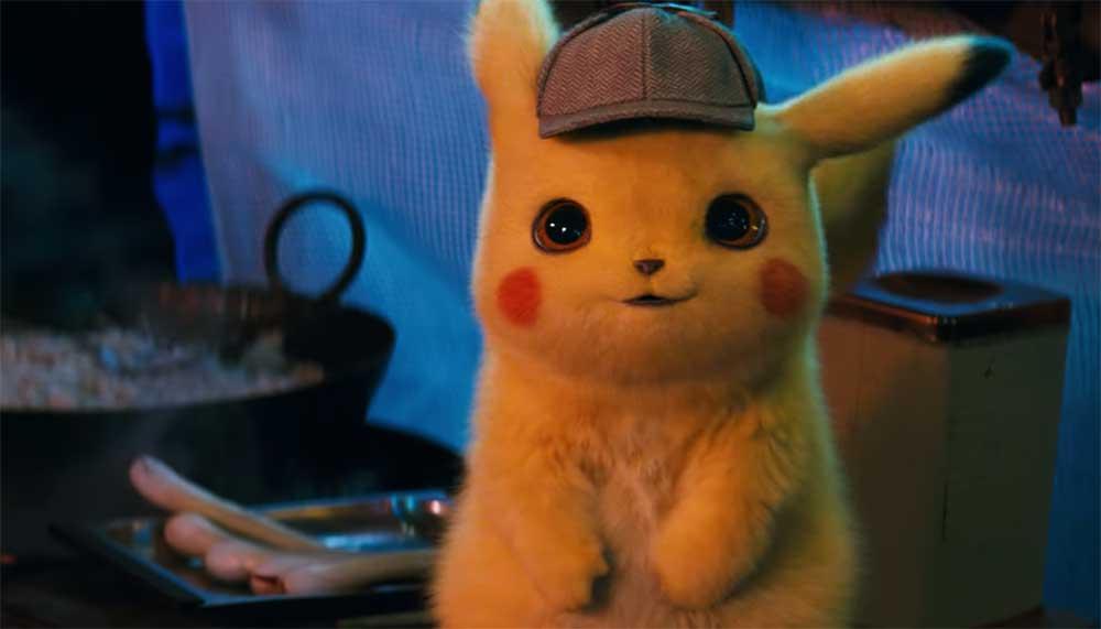 trailer van pokemon detective pikachu