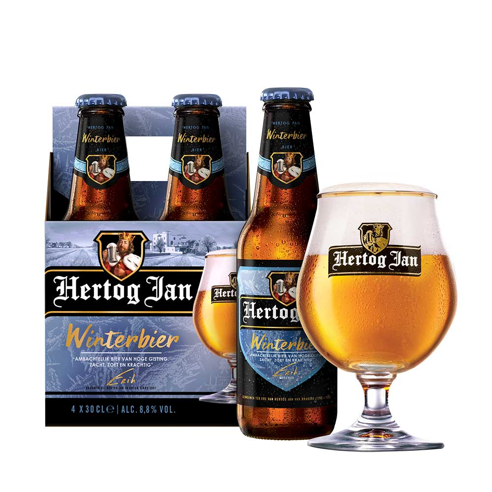Winterbier van Hertog Jan