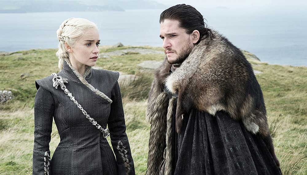 teaser van Game of Thrones seizoen 8