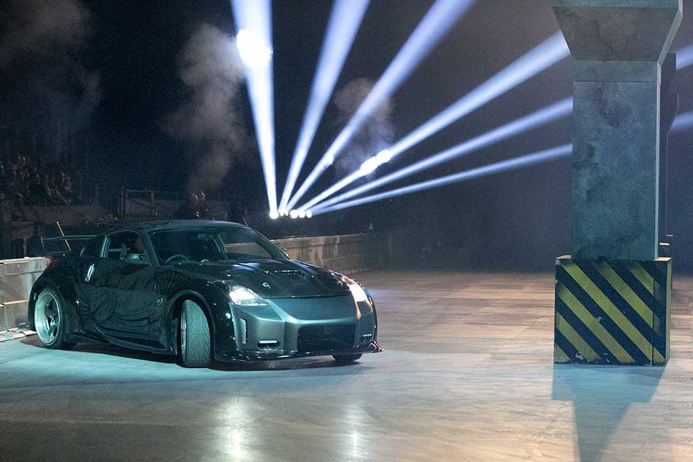 auto's uit The Fast and the Furious