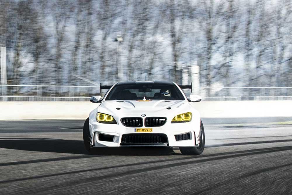 straatlegale BMW M6 GT3