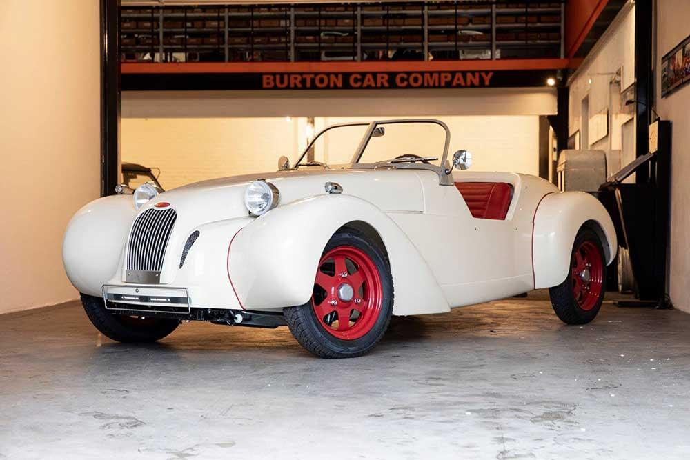 Burton Car Company te koop