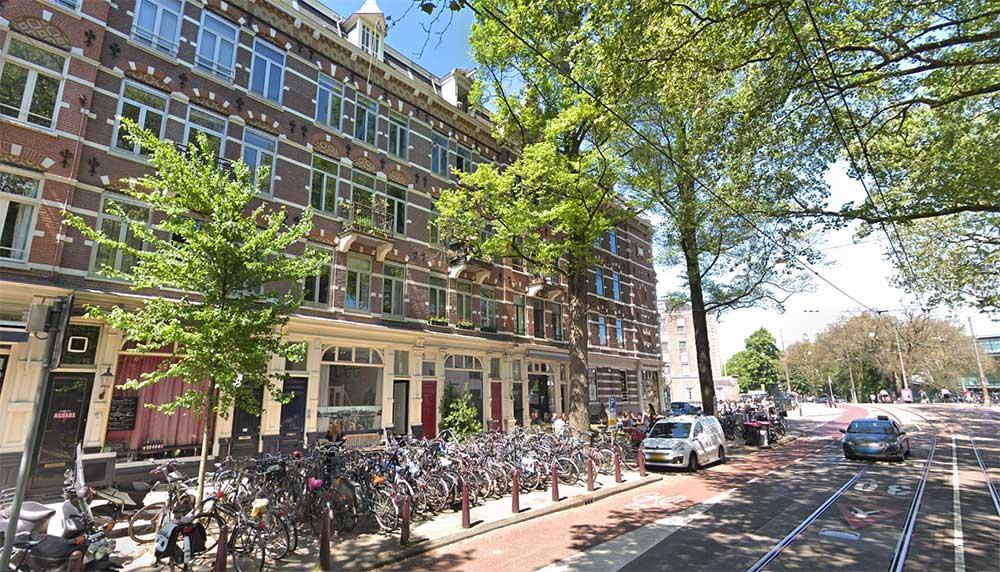 Duurste studentenkamer van Amsterdam