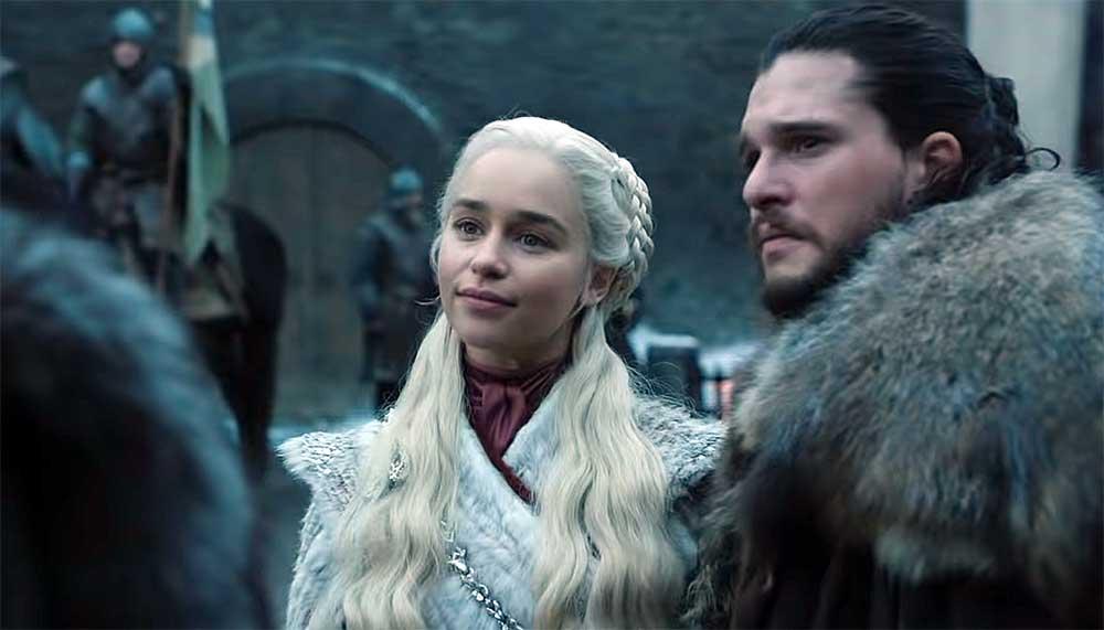 eerste beelden van het nieuwe seizoen Game of Thrones