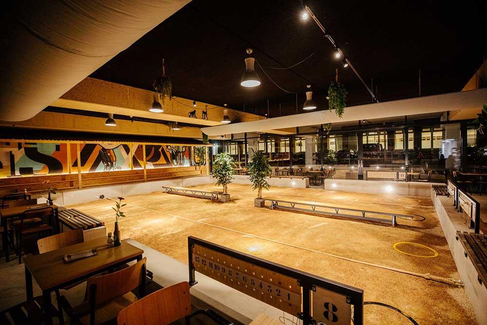JEU de boules bar in Utrecht