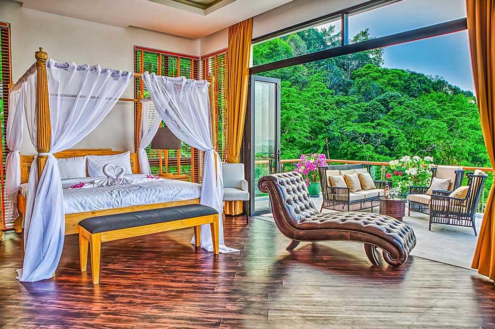 luxe villa te huur in Thailand