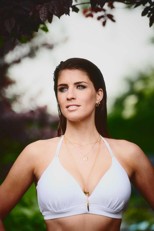 Alle sexy foto's van Marieke Elsinga uit JFK