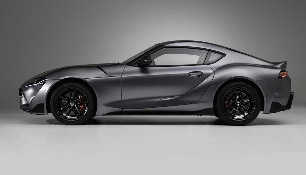 Nieuwe Toyota Supra
