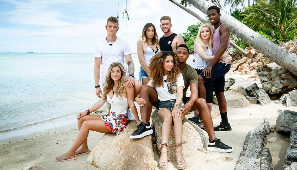 deelnemers van Temptation Island 2019