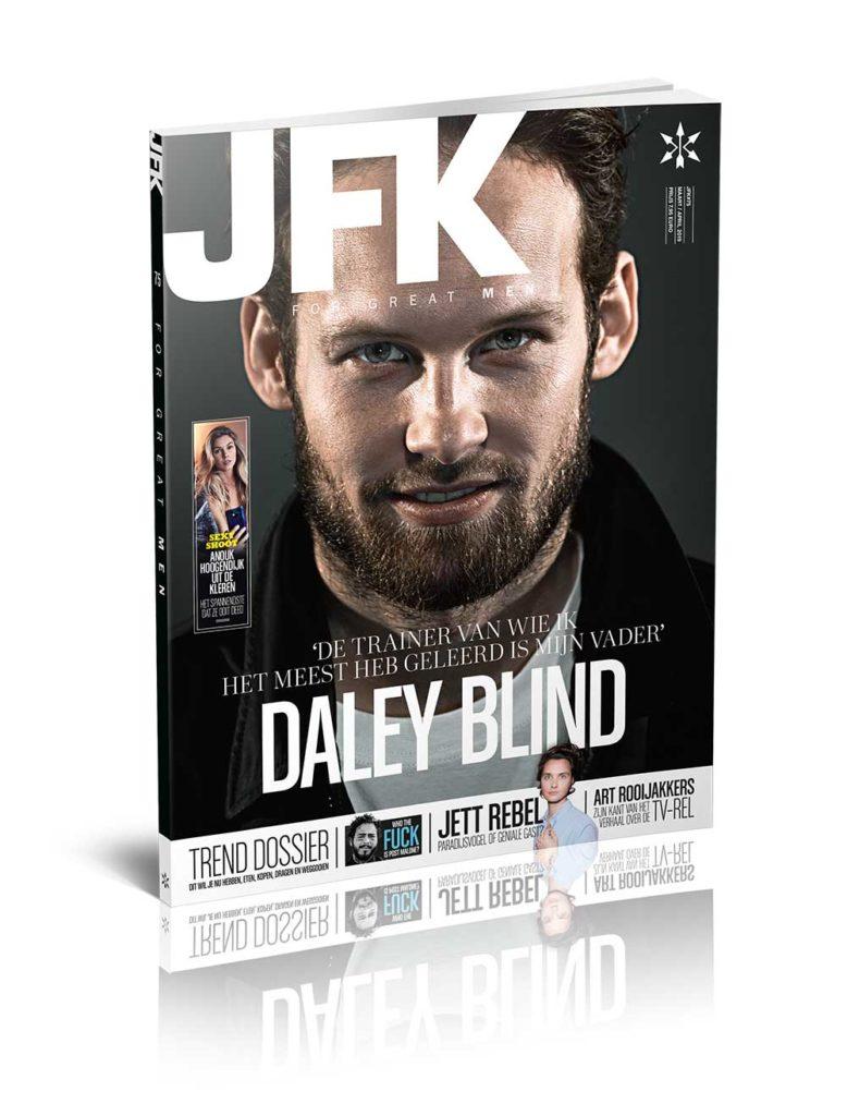 JFK 75 cover