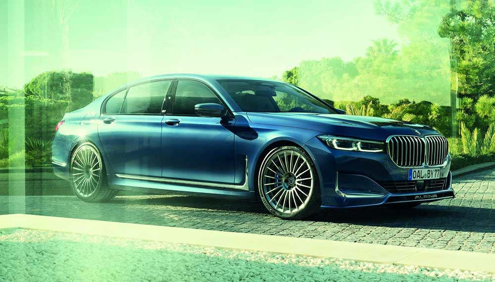 Snelste BMW 7-serie