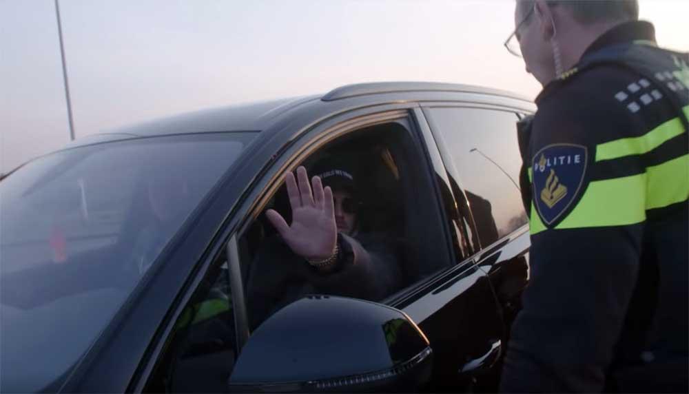 Wegmisbruikers-video van Jebroer