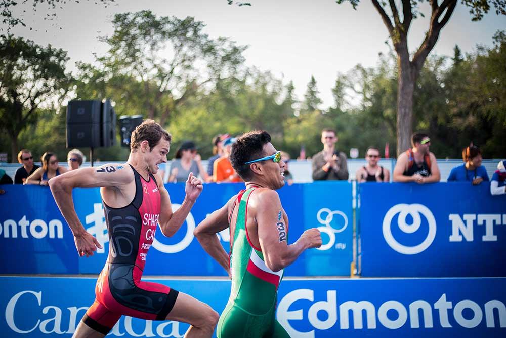 Beginnen met een triatlon