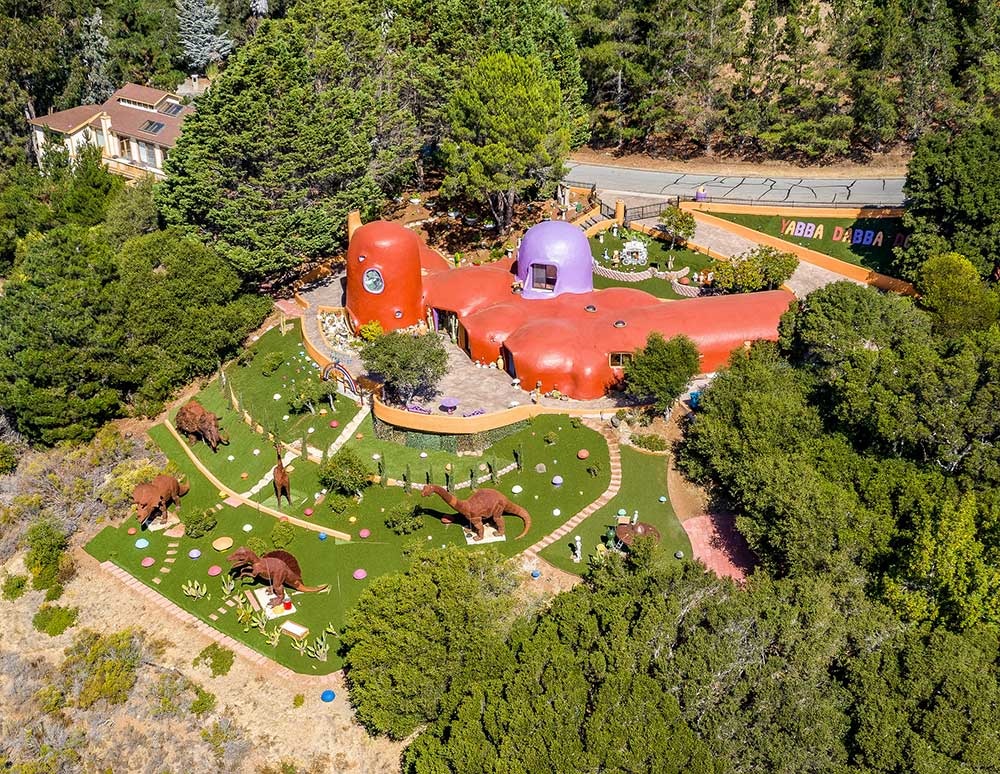 Flintstones-huis