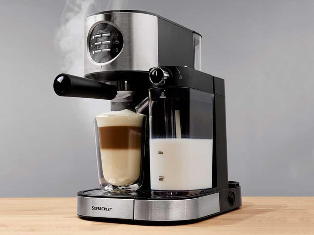 Goedkope espressomachine van Lidl