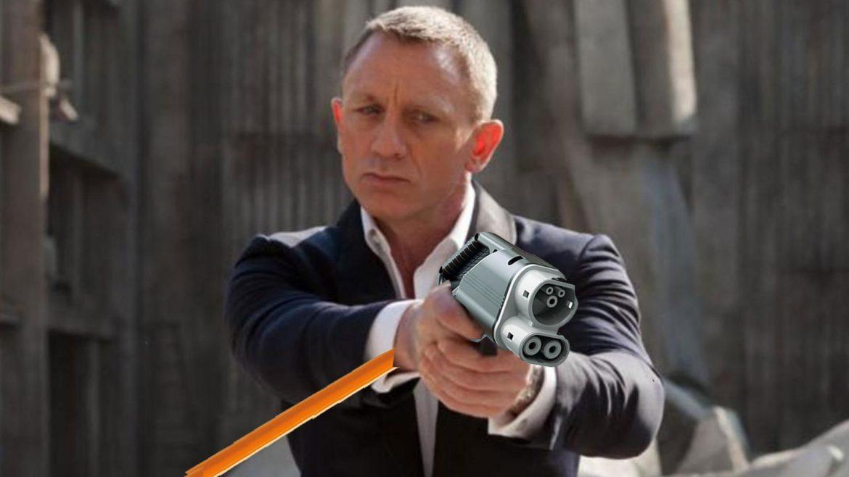 Nieuwe auto van James Bond is elektrisch