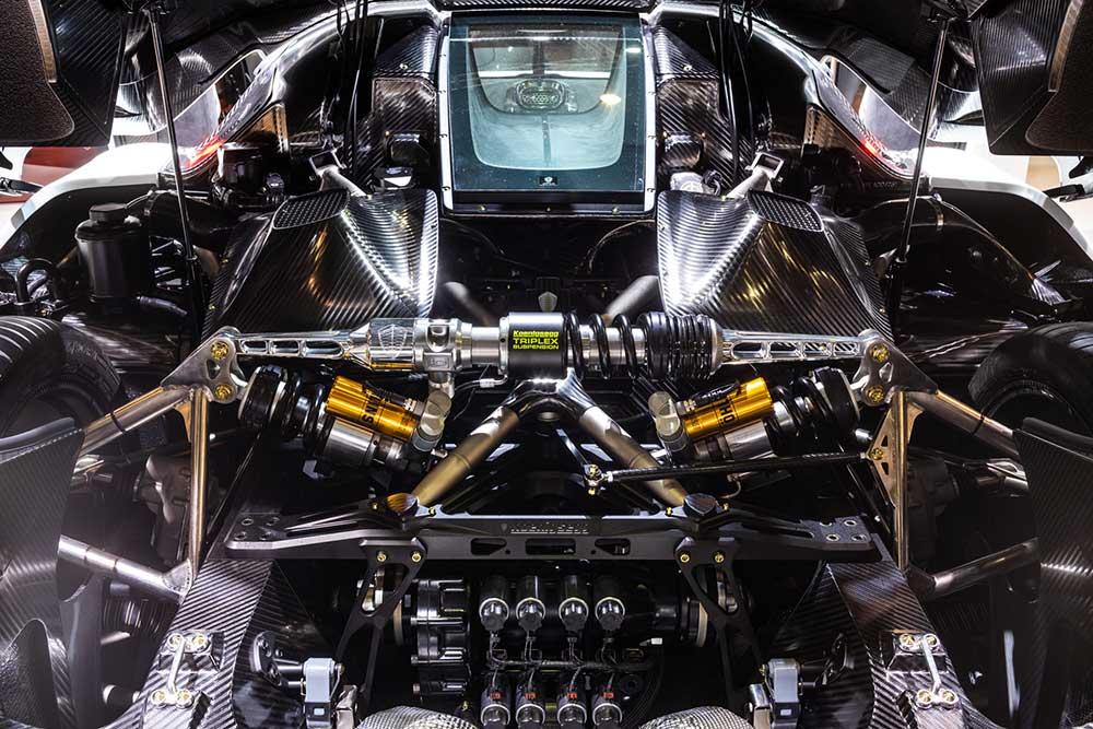 Koenigsegg Jesko uitverkocht